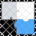 Puzzle Business Management Icon