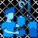Puzzle Dicision Solution Icon