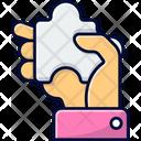 Puzzle Piece Solution Icon