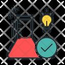 Solution Jigsaw Puzzle Jigsaw Icon