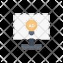 Ad Idea Solution Icon