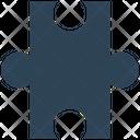 Solution Puzzle Creative Icon