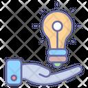Solution Service Creative Icon