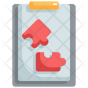 Solution Business Clipboard Icon