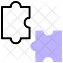 Solution Puzzle Strategy Icon
