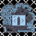 Solution Design Concept Icon