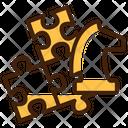 Puzzle Solution Management Icon