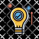 Solution Idea Icon
