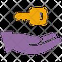 Solution Key Solution Symbol Idea Solution Icon