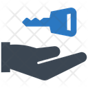 Key Solution Security Icon