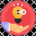 Key Solution Solution Provider Idea Services Icon