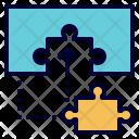 Provider Solution Puzzle Icon