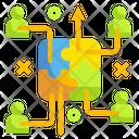 Solution Team Team Communication Icon