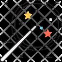 Solution Trick Magic Icon