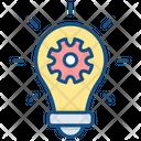 Idea Solutions Creativity Icon