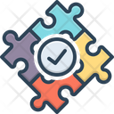 Solve Puzzle Answer Icon