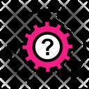 Solving Problem Icon