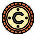 Som Kirgizstan Currency Icon