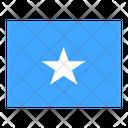 Somalia Flag Flags Icon