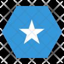 Somalia National Country Icon