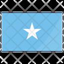 Somalia International Nation Icon