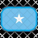 Somalia Country Flag Icon