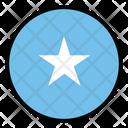 Somalia Nation Country Icon