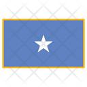 Somalia Flag Country Icon
