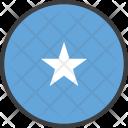 Somalia Somalian African Icon