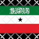 Flag Country Somaliland Icon