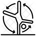Somersault Icon