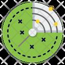 Sonar Radar Satellite Icon