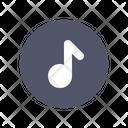 Song Circle Multimedia Media Icon