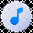 Song Audio Sound Icon