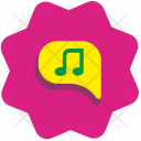 Sing Melody Song Icon