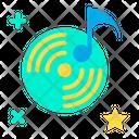 Music Celebration Party Icon