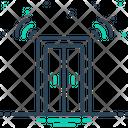 Sophisticated Elevator Mechanics Icon