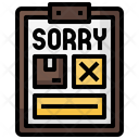 Document Important Delivery Icon
