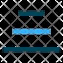 Sort Filter Ascending Icon