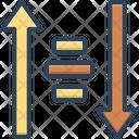 Sort Filter Arrow Icon