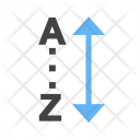 Sort Alphabet Sorting Icon