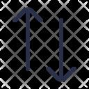 Sort Arrangement Exchange Icon