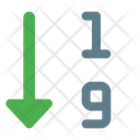 Sort Number Icon