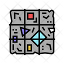 Sorted Garbage Cube Icon