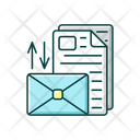 Sorting Letters Icon