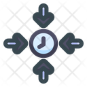 Sorting Time Icon