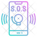 Sos Call Icon
