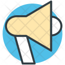 Sound Megaphone Bullhorn Icon