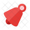 Sound Active Bell Icon