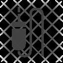 Sound Cable Plug Icon